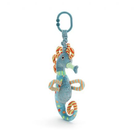 Jellycat Under the Sea Seahorse pram toy